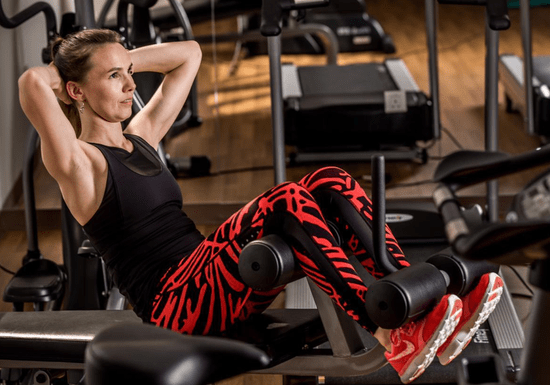 Private Fitness Training with Maria (Ladies Only)