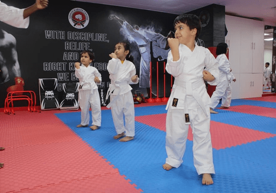 Karate for Young Kids - Ages: 3-5