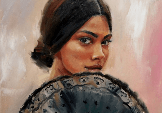 Portrait Painting With Oil Paints for Beginners