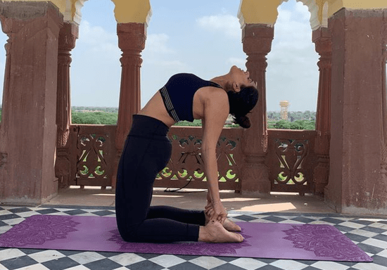 At Home Private Yoga Classes for Females & Couples