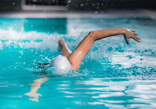 Level 3: Pre-Squad Swimming Training - Age: 8-15 (Hamdan)