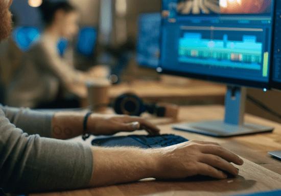 Video Editing & Color Grading (Basic & Intermediate)