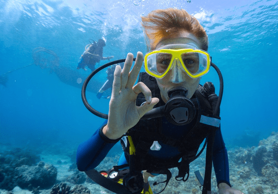 Refresh Your Scuba Diving Skills in 1-Day