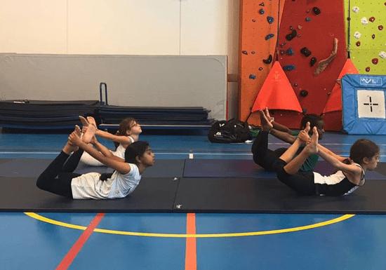 Gymnastics for Kids - Ages: 3-5 (Al Safa 1)