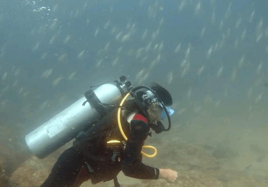 CMAS Open Water Diving Course (1 Star)