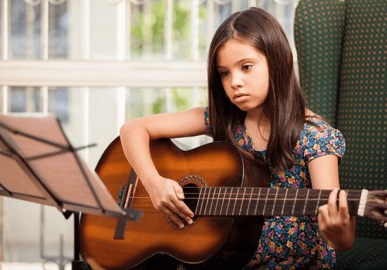 Online Class: Learn Guitar, Electronic Keyboard, Piano & Violin