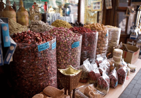 Traditional Souk Shopping Experience