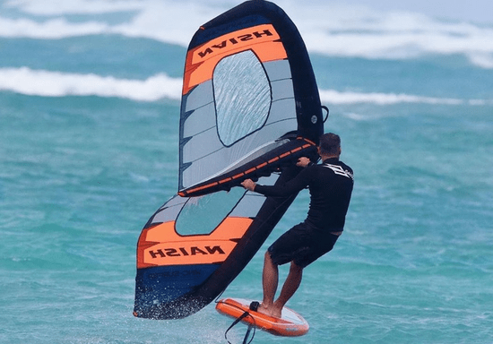 Wing Surfing Experience