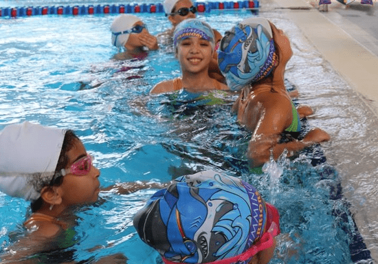 Kids Group Swimming Class Level 1 - Ages: 4-8 (Al Quoz 3)