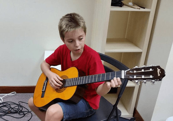 Guitar Classes for Kids & Teens - Ages: 5-16