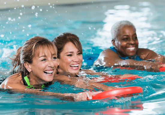 Group Swimming Classes for Ladies (Female Instructor)