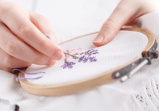 Online Class: Hand Embroidery for Ladies