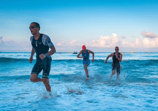 5-Weeks to a Faster Swim: Intensive Triathlon Training