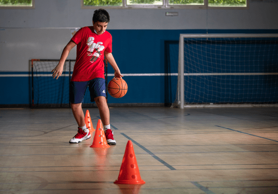Basketball for Kids - Ages: 4-14 (Karama)