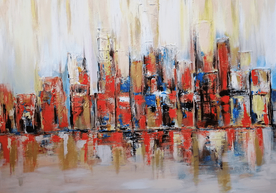 Online Class: Acrylic Painting