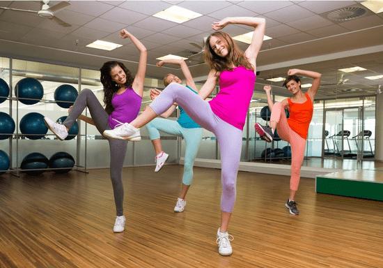 Zumba Fitness for Ladies