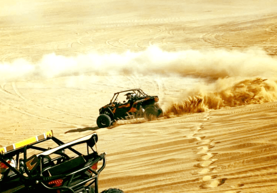 Rapid Desert Raid Buggy Tours