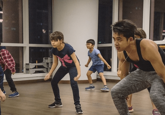 Street Dance for Youngsters - Ages: 8-14