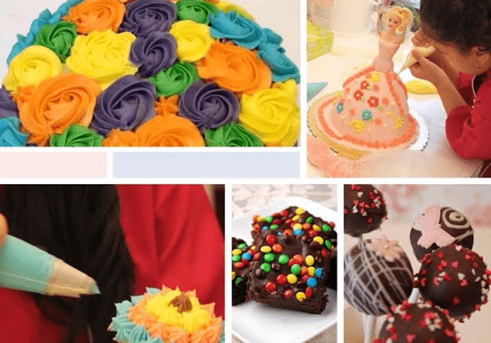 Baking Workshop for Kids - Ages: 7-14