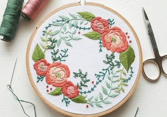 Beginner Hand Embroidery with Shivani