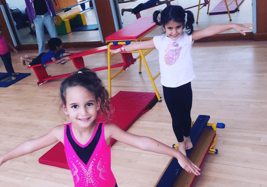 Gymnastics for Kids - Ages: 3-5 (Springs)