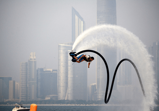 Flyboard Certification Course