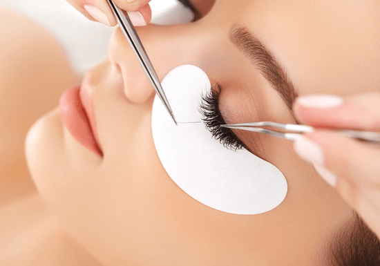 Russian Volume Eyelash Extension Course (1 by 1)