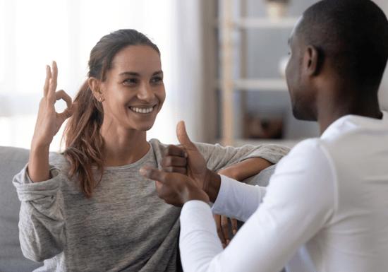 American Sign Language - Level 1