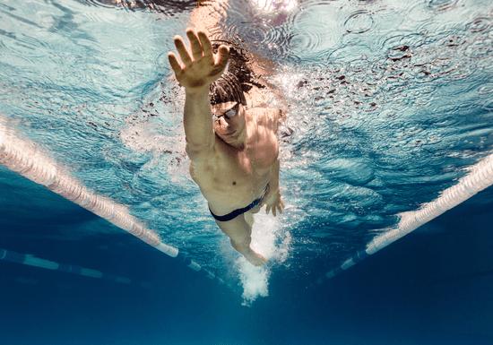 Private 1-on-1 Swimming Training (Al Quoz)