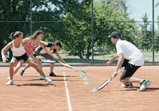 Cardio Tennis Group Class