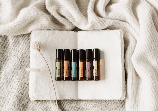 Emotional Aromatherapy with Essential Oils