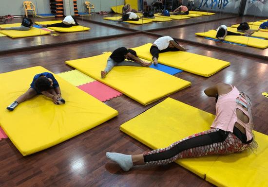 Gymnastics for Kids - Ages: 7-10