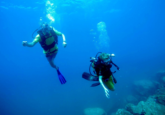 PADI® Open Water Diving Certified Course
