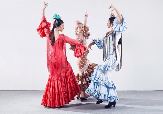 Private Sevillanas Spanish Folk Dance Class