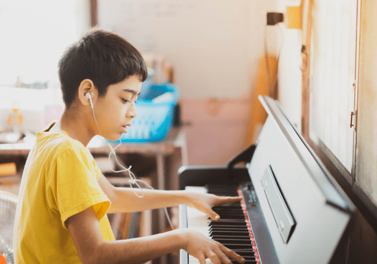 Online Class: Private Piano & Keyboard Lessons for Kids - Ages: 4-15