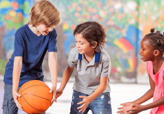 Basketball Program for Kids - Ages: 4-7 (Barsha)