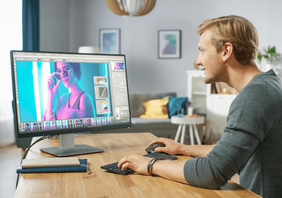 Intro to Adobe Photoshop: Portraits & Landscape Retouching