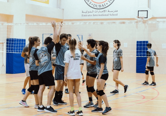Volleyball Classes for Teens - Ages: 14-18 (Mirdif)