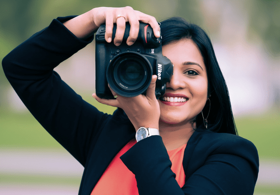 Beginners Portrait Photography for Women & Teens (in Association with Nikon)