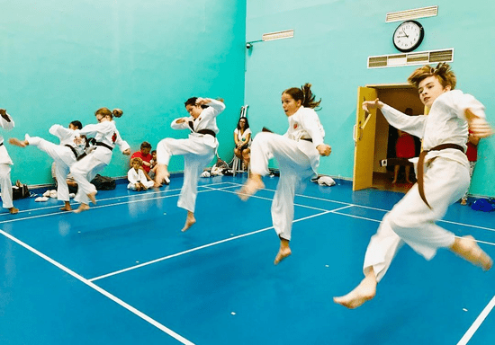 Junior Karate Classes - Ages: 11-15 (Al Danah)