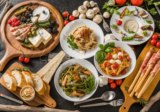 Taste of Italy: Learn 6 Dishes