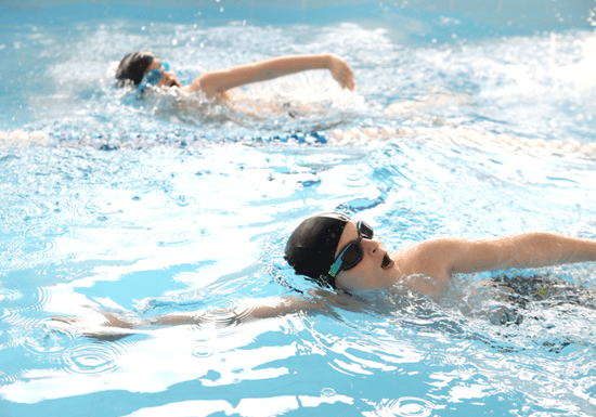 Group Swimming Lessons - Ages: 14+