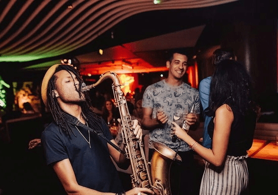 1-on-1 Saxophone Lessons with David Rodriguez