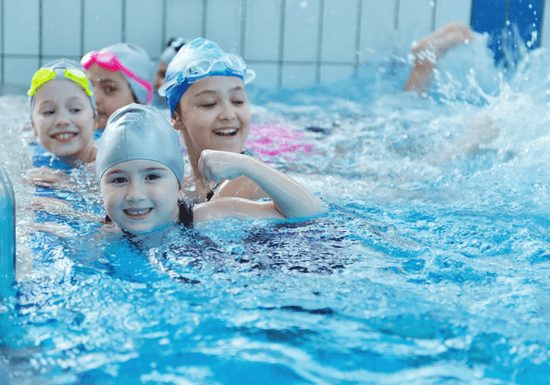 Group Swimming Lessons - Ages: 3-7