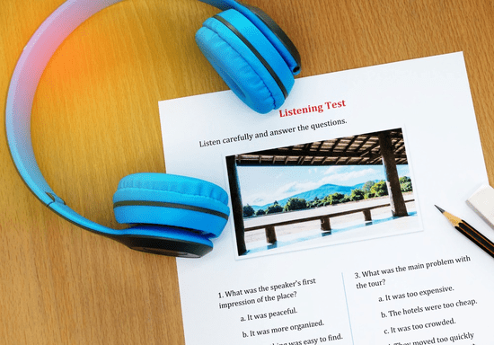 IELTS Test Preparation Course (General/Academic)