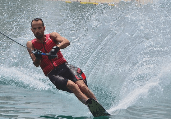 Ride Waves with Wakeboarding
