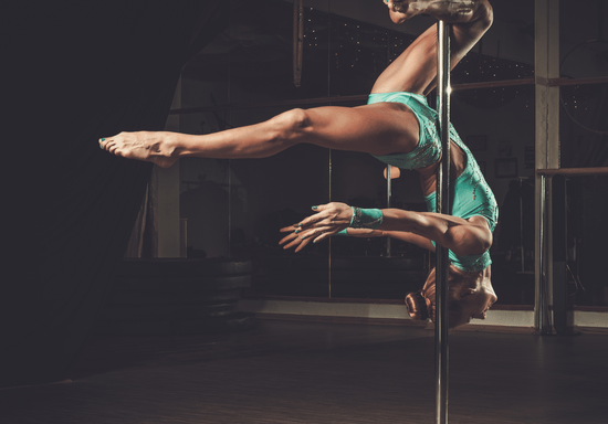 Keep Fit with Pole Dancing Fitness