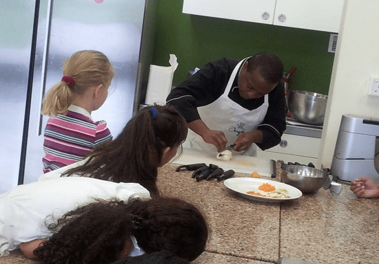 Italian Cuisine: Cooking Class for Kids - Ages: 7-13