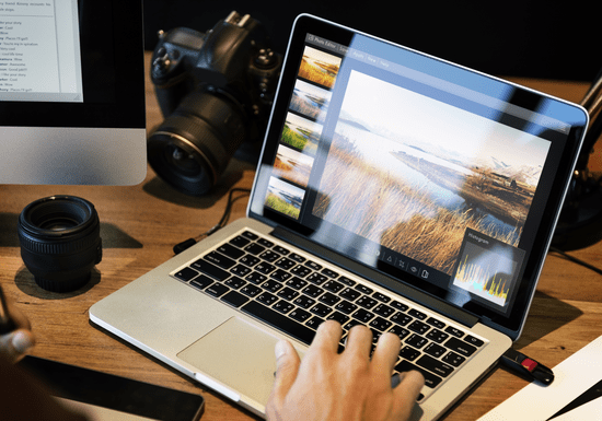 Graphic Design Applications for Photography