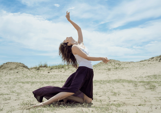Dance Therapy to Embody Confidence
